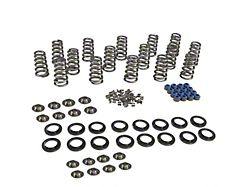 Comp Cams Conical Valve Springs with Titanium Retainers; 0.660-Inch Max Lift (09-21 5.7L HEMI)