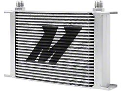 Mishimoto Universal 25-Row Dual Pass Oil Cooler (Universal; Some Adaptation May Be Required)