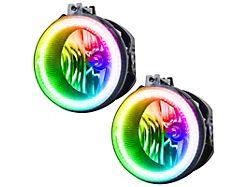 Oracle Dynamic ColorSHIFT LED Halo Fog Lights (08-10 All)