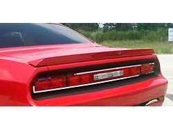 Tail Light Trim Ring; Outer; Satin (08-14 All)
