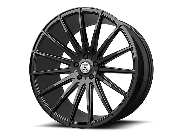 Asanti Polaris Gloss Black Wheel; 20x9 (08-21 All, Excluding AWD)