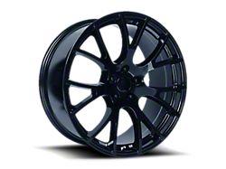 PR161 Gloss Black Wheel; 20x9 (08-21 All, Excluding AWD)