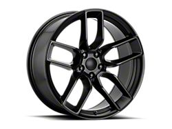 PR179 Satin Black Wheel; Rear Only; 20x10.5 (08-21 All, Excluding AWD)