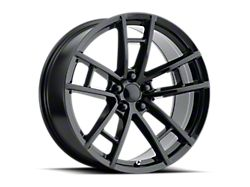 PR195 Gloss Black Wheel; 20x9 (08-21 All, Excluding AWD)