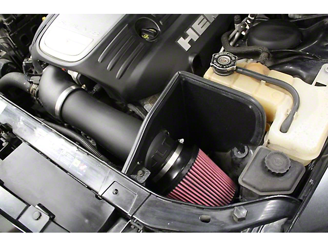 JLT Cold Air Intake with Red Oiled Filter (06-21 5.7L HEMI)