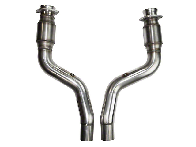Kooks GREEN Catted Mid-Pipe; OEM Connection (06-21 5.7L HEMI w/ Long Tube Headers)