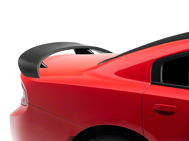 R/T Daytona Style Rear Spoiler; Black (11-21 All)