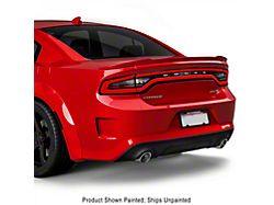 SRT Hellcat Style Rear Bumper; Unpainted (15-21 All)
