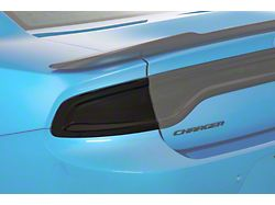Tail Light Covers; Smoked (16-21 All)