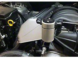 JLT 3.0 Satin Oil Separator; Passenger Side (11-21 6.4L HEMI)