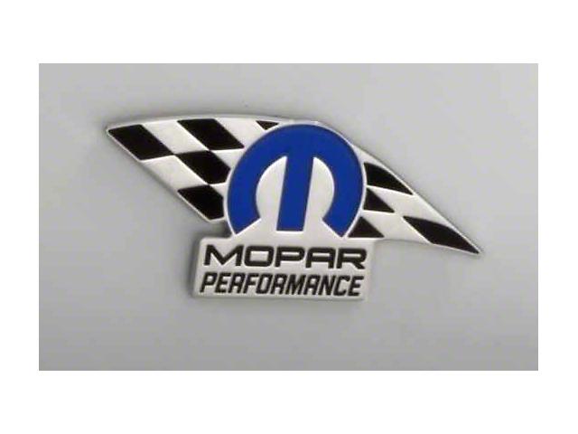 Mopar Performance Emblem