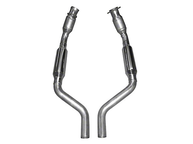 Solo Performance High Flow Catalytic Converters (06-14 5.7L HEMI)