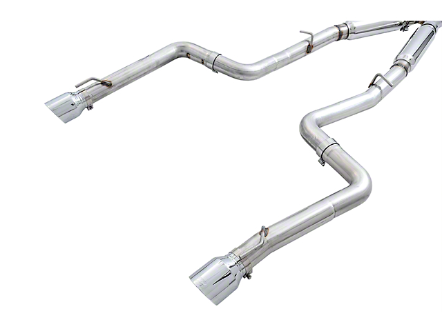 AWE Touring-to-Track Edition Exhaust Conversion Kit (15-21 6.2L HEMI)