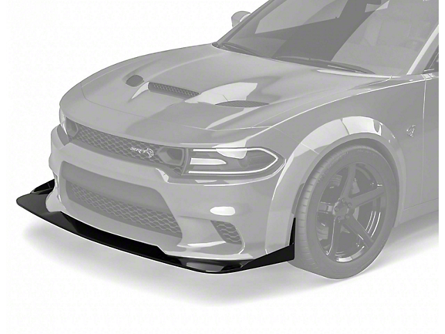 Demon Style Wide Body Front Bumper Chin Spoiler (15-21 All, Excluding Widebody)