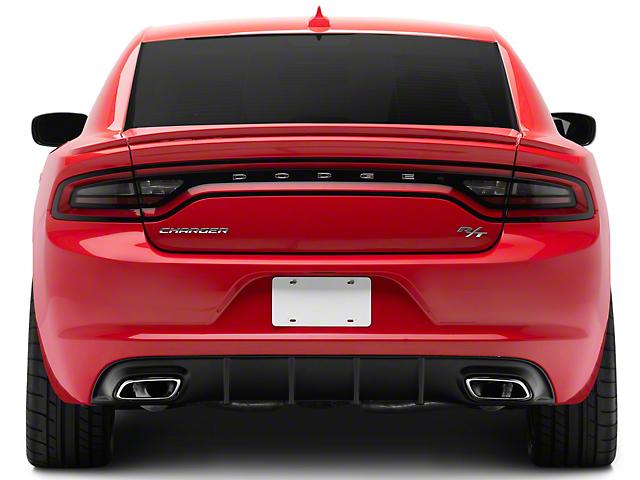SRT Factory Style Rear Bumper Lower Diffuser (15-17 SE; 15-18 GT, R/T; 15-21 SXT)