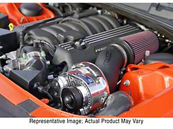 Procharger Stage II Intercooled Supercharger Kit with P-1SC-1; Satin Finish (15-21 6.4L HEMI)