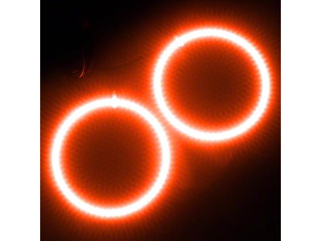 Oracle Fog Light Halo Kit; LED Waterproof Fog Halo Kit (06-14 All)