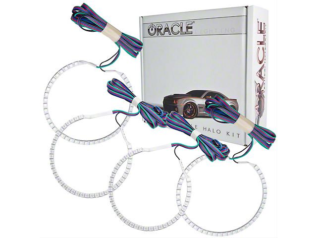 Oracle Headlight Halo Kit; ColorSHIFT Halo Kit (06-10 All)