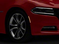 Oracle Concept LED Side Marker Kit; Tinted; Unpainted (15-21 All, Excluding Widebody)