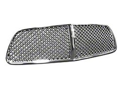 Armordillo Mesh Grille; Chrome (11-14 All, Excluding SRT8)