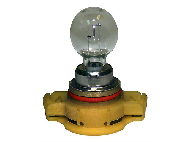 Fog Light Bulb; PSX24W (10-18 Jeep Wrangler JK)