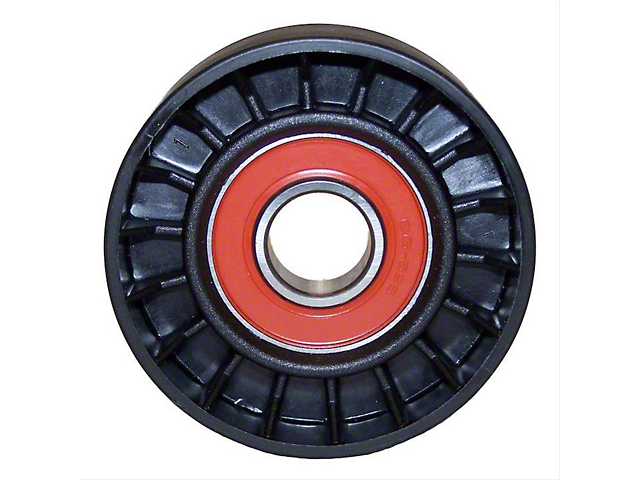 Accessory Drive Belt Idler Pulley (06-07 5.7L, 6.1L Charger)