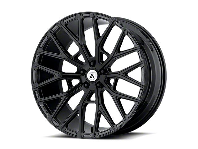 Asanti Leo Gloss Black Wheel; 22x9 (08-21 All, Excluding AWD)