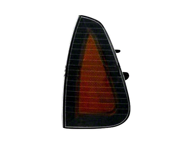 Side Marker Light Assembly; Front Left; CAPA Certified Replacement Part (06-10 Charger)