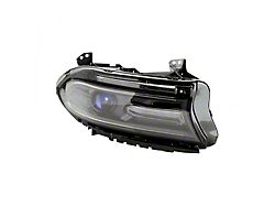 Headlight Combination Assembly; Right; CAPA Certified Replacement Part (16-19 Charger)