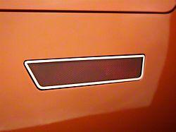 Side Marker Trim; Polished (11-14 5.7L HEMI)