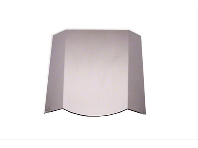 Plenum Cover for ACC Fuel Rail Covers; Polished (09-18 5.7L HEMI)