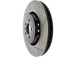 StopTech Sport Slotted Rotor; Front Driver Side (14-16 Enforcer, Pursuit)