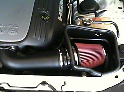 Roto Fab Cold Air Intake with Oiled Filter (06-10 6.1L HEMI)