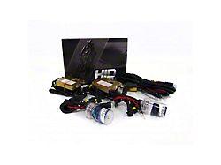 5000K HID Headlight Conversion Kit; 9006 (11-16 All)