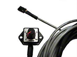 JMS Single Remote Adjustment Knob for PedalMAX / FleetMAX