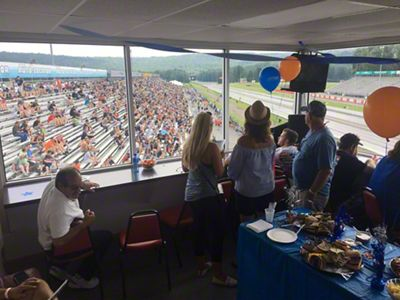 AM2019 Trackside Suites (Make-A-Wish Donation)