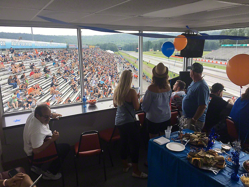 AM2020 Trackside Suites (Make-A-Wish Donation)