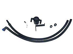 JLT 3.0 Black Oil Separator; Driver Side (19-21 Ranger)