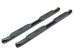 Pro Traxx 4-Inch Oval Side Step Bars; Black (19-21 Ranger SuperCrew)