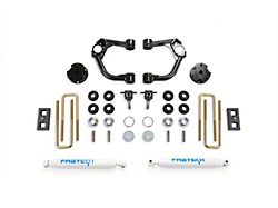 Fabtech 3.50-Inch Ball Joint Upper Control Arm Lift Kit with Performance Shocks (19-21 4WD Ranger SuperCrew)
