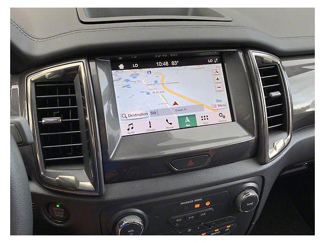 Infotainment Sync 3 GPS Navigation Upgrade (2019 Ranger)