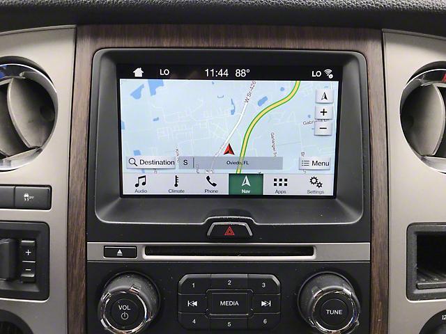 Infotainment Sync 3 GPS Navigation Upgrade (2020 Ranger)