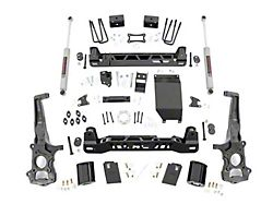 Rough Country 6-Inch Suspension Lift Kit with Premium N3 Shocks (19-21 4WD Ranger w/ Cast Steel Knuckles)