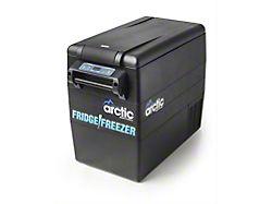 Smittybilt Refrigerator; Artic Fridge Freezer; 23-Inch Wide; 15-Inch Long