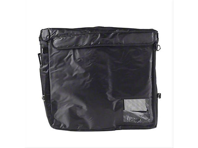Smittybilt Refrigerator Accessory; Bag; Black