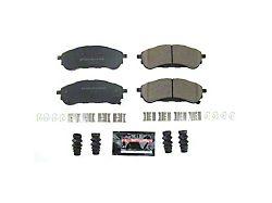 Power Stop Z23 Evolution Sport Carbon-Fiber Ceramic Brake Pads; Rear Pair (19-21 Ranger)