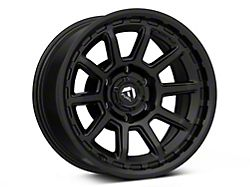 Fuel Wheels Torque Matte Black 6-Lug Wheel; 17x9; -12mm Offset (16-21 Tacoma)