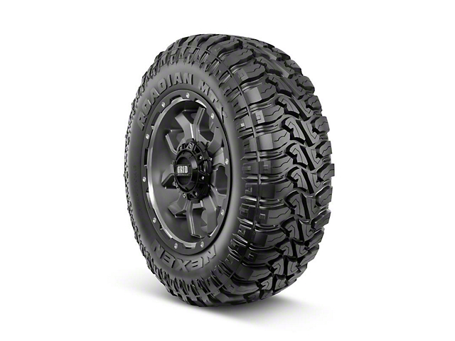 Nexen Roadian MTX Tire