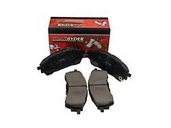 Pedders TrakRyder Kevlar Ceramic Brake Pads; Front Pair (19-21 Ranger)