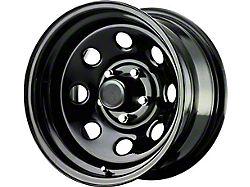 Pro Comp Wheels 97 Series Rock Crawler Flat Black 6-Lug Wheel; 17x9; -19mm Offset (05-15 Tacoma)